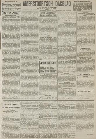 Amersfoortsch Dagblad / De Eemlander 1922-10-23