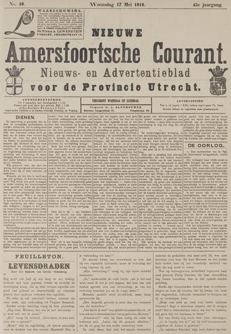 Nieuwe Amersfoortsche Courant 1916-05-17