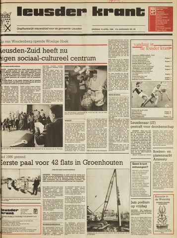 Leusder Krant 1986-04-15