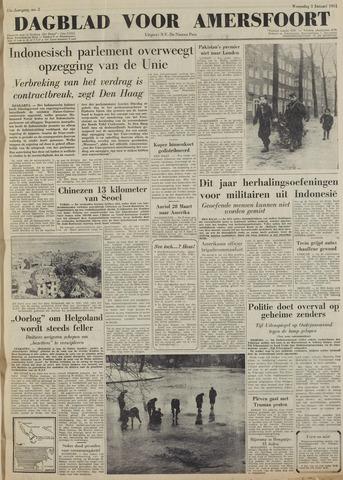 Dagblad voor Amersfoort 1951-01-03