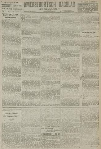 Amersfoortsch Dagblad / De Eemlander 1920-04-20