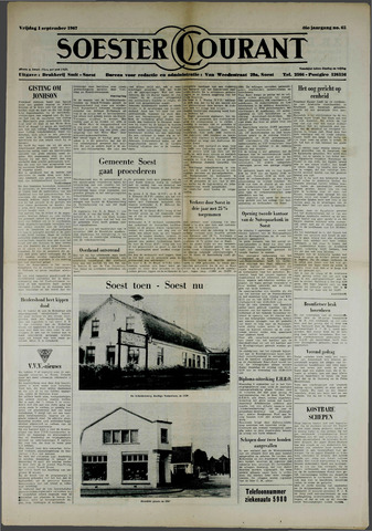 Soester Courant 1967-09-01