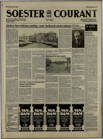 Soester Courant 1981-07-01