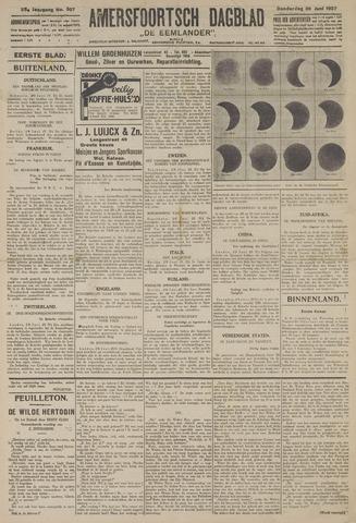 Amersfoortsch Dagblad / De Eemlander 1927-06-30