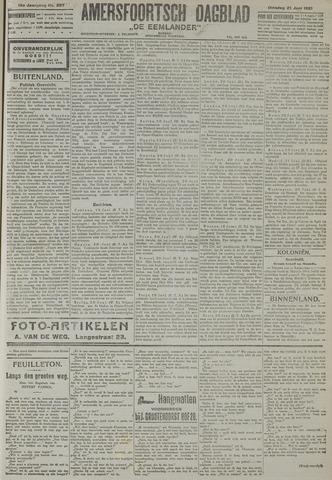 Amersfoortsch Dagblad / De Eemlander 1921-06-21