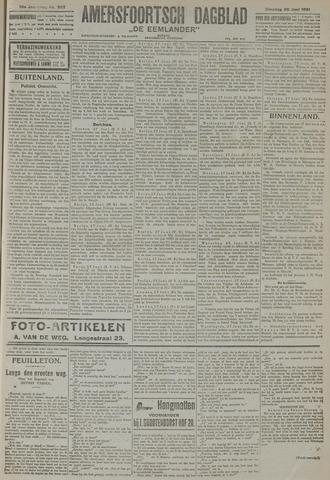 Amersfoortsch Dagblad / De Eemlander 1921-06-28
