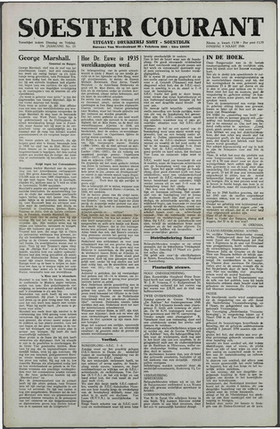 Soester Courant 1948-03-09
