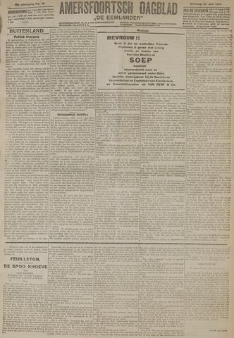 Amersfoortsch Dagblad / De Eemlander 1919-07-22