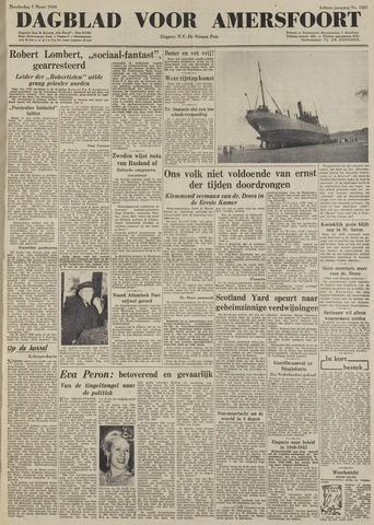 Dagblad voor Amersfoort 1949-03-03