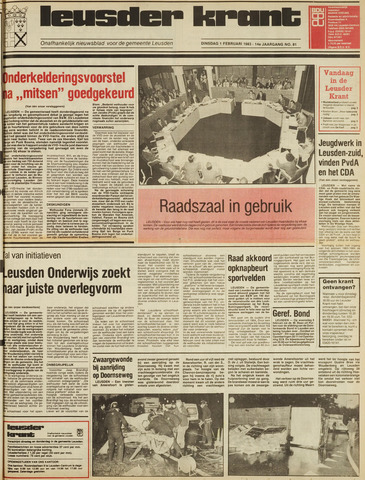 Leusder Krant 1983-02-01