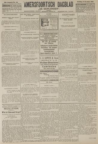 Amersfoortsch Dagblad / De Eemlander 1927-10-14