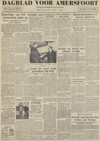 Dagblad voor Amersfoort 1947-12-19