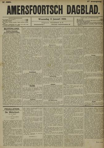 Amersfoortsch Dagblad 1909-01-13