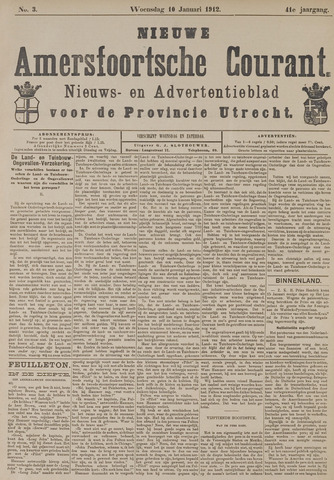Nieuwe Amersfoortsche Courant 1912-01-10