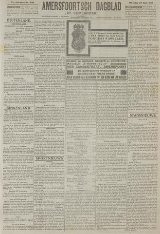 Amersfoortsch Dagblad / De Eemlander 1923-04-23