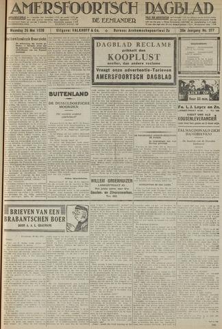 Amersfoortsch Dagblad / De Eemlander 1930-05-26