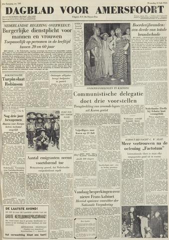 Dagblad voor Amersfoort 1951-07-11