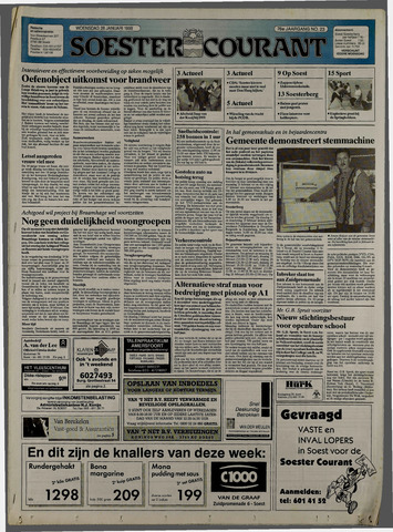 Soester Courant 1998-01-28