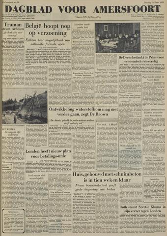 Dagblad voor Amersfoort 1950-03-21