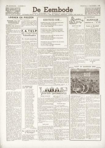 De Eembode 1940-12-06
