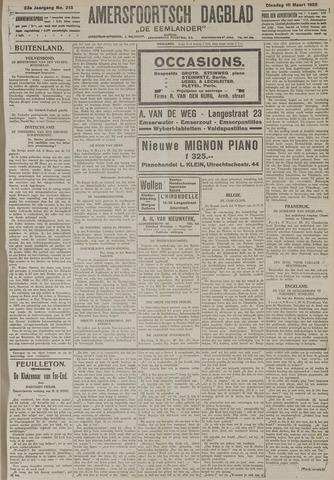 Amersfoortsch Dagblad / De Eemlander 1925-03-10