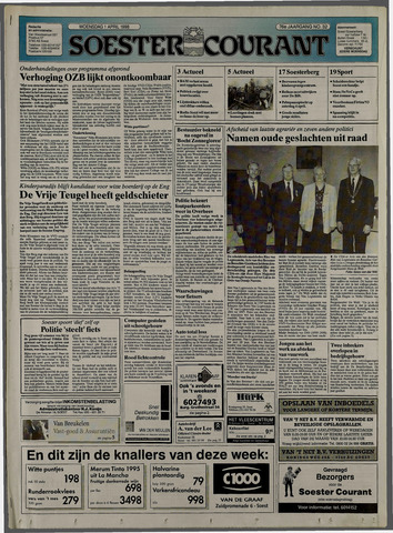 Soester Courant 1998-04-01