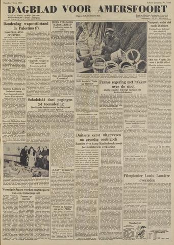 Dagblad voor Amersfoort 1948-06-07