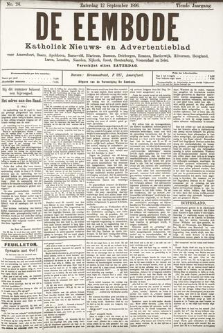 De Eembode 1896-09-12