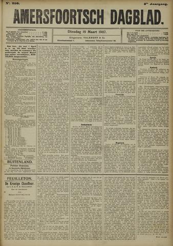 Amersfoortsch Dagblad 1907-03-19