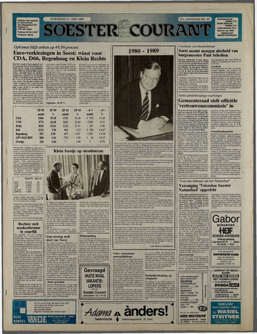 Soester Courant 1989-06-21