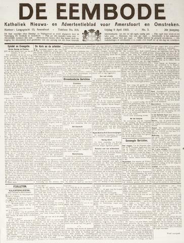 De Eembode 1915-04-09