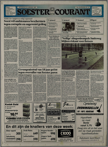 Soester Courant 1997-01-22