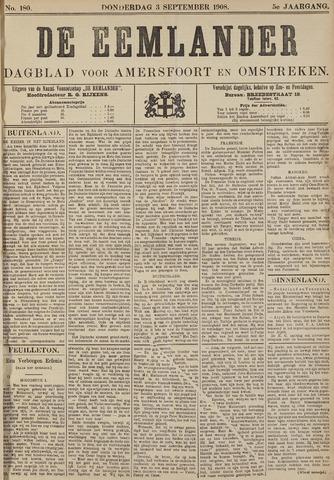 De Eemlander 1908-09-03