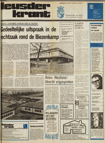 Leusder Krant 1975-07-24