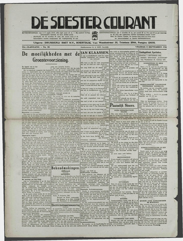 Soester Courant 1941-09-05