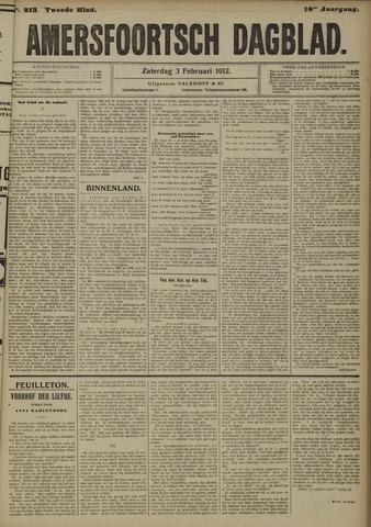 Amersfoortsch Dagblad 1912-02-03