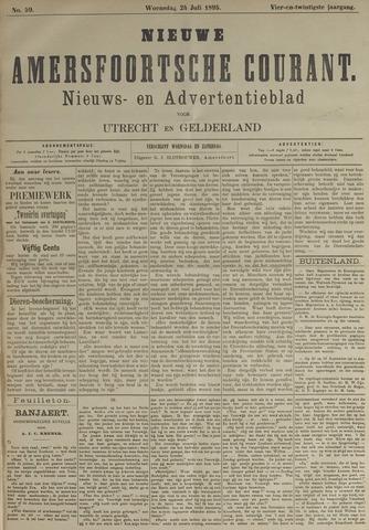 Nieuwe Amersfoortsche Courant 1895-07-24