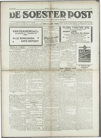 Soester Courant 1933-11-03