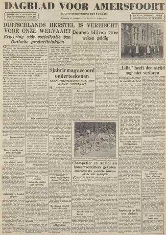 Dagblad voor Amersfoort 1947-01-15