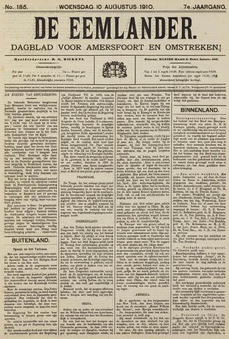 De Eemlander 1910-08-10