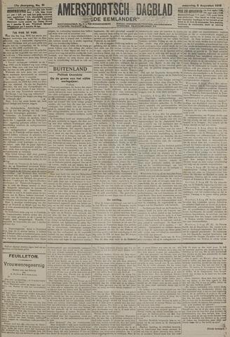 Amersfoortsch Dagblad / De Eemlander 1918-08-05
