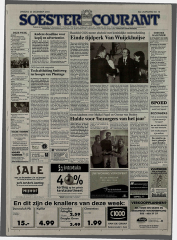 Soester Courant 2003-12-23