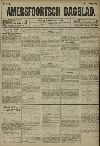 Amersfoortsch Dagblad 1909-11-05