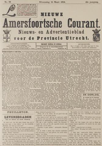 Nieuwe Amersfoortsche Courant 1916-03-15