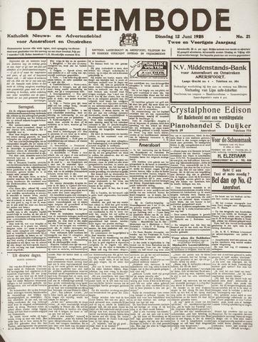 De Eembode 1928-06-12