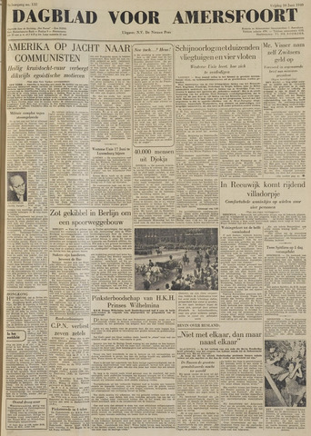 Dagblad voor Amersfoort 1949-06-10
