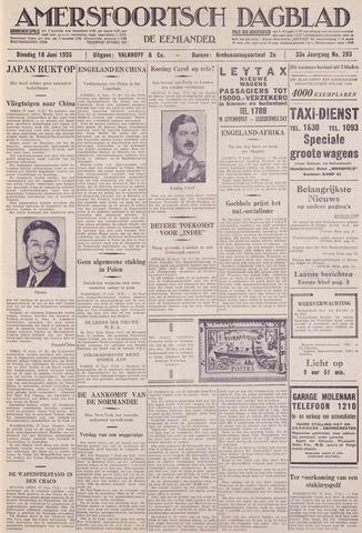 Amersfoortsch Dagblad / De Eemlander 1935-06-18