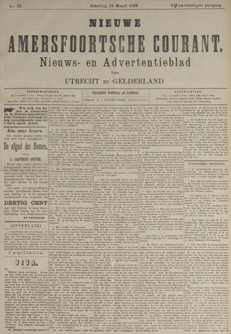 Nieuwe Amersfoortsche Courant 1896-03-14