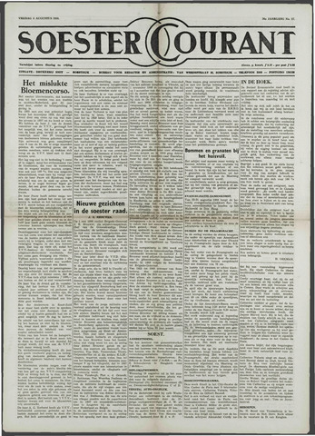 Soester Courant 1958-08-08