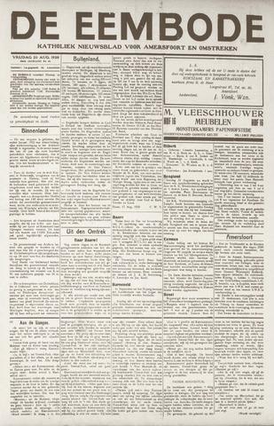 De Eembode 1920-08-20